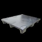 Pallet Plástico Liso 1,00 x 1,20