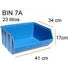 Caixa Plástica Organizadora - Gaveteiro Bin nº 7A